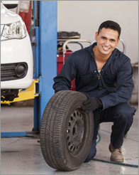 Bi-City Body Works: Columbus Tire Shop - Tire Selection